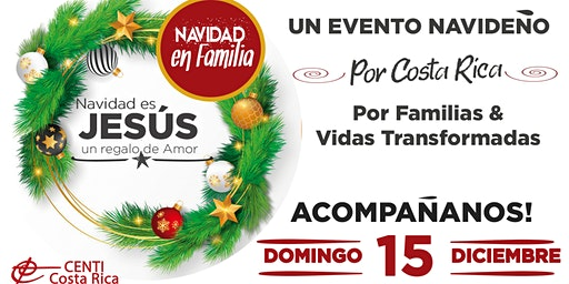 Alajuela - Navidad en Familia