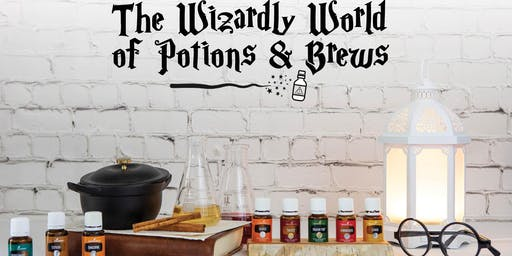 The Wizardly World of Potions & Brews