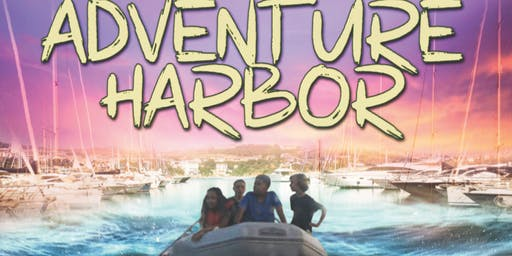 Adventure Harbor - Feature - LARGE THEATER