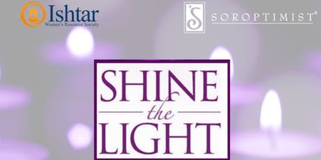 Shine The Light ~ Candle Light Vigil tickets