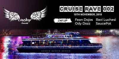 Summer Boat Party//Lucky Presents Cruise Rave 002