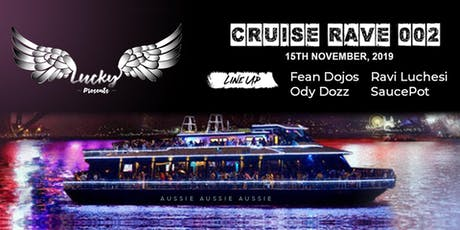 Summer Boat Party//Lucky Presents Cruise Rave 002 tickets