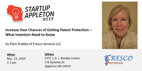 Increase Your Chances of Getting Patent Protection tickets