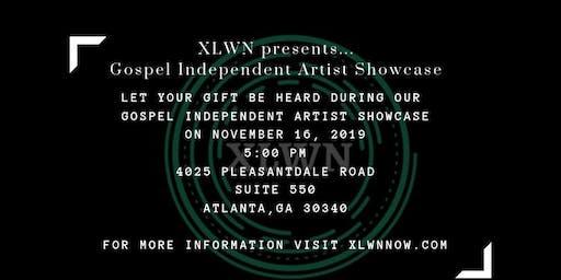 Gospel Independent Artist Showcase