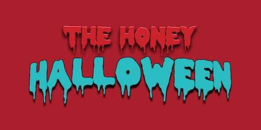 The Honey HALLOWEEN PARTY!