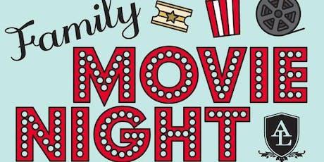 SSPS Family Movie Night Fundraiser tickets