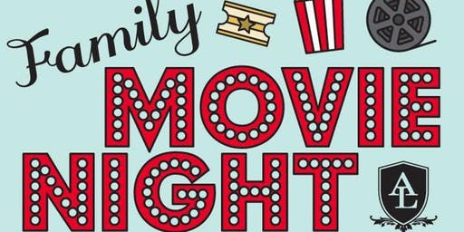 SSPS Family Movie Night Fundraiser