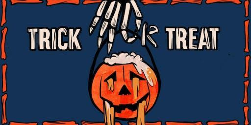 Trick Or Treat: Horror Quiz & Costume Contest