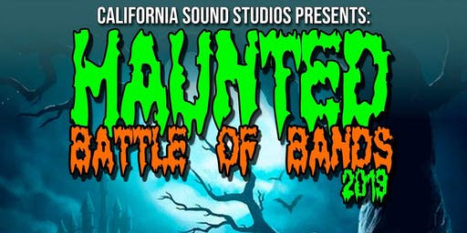 California Sound Studios Haunted Battle Of The Bands