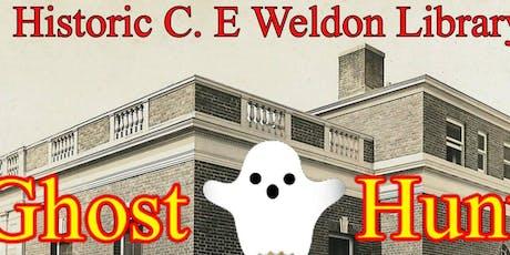 Halloween Ghost Hunt tickets
