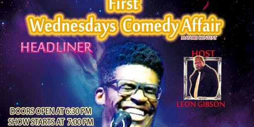 Wednesday Comedy at Port City