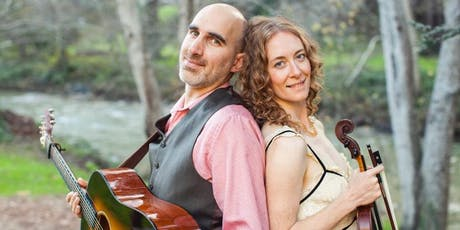 Dan Frechette & Laurel Thomsen Concert => Coffee House Nov.2 tickets