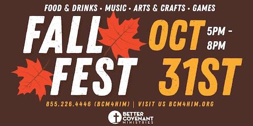 BCM Fall Fest