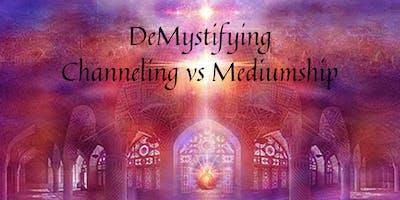 DeMystifying Channels vs. Mediums