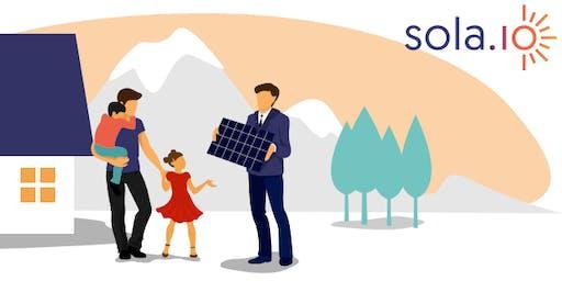 Sola.io - Exclusive Invitation to Free Solar