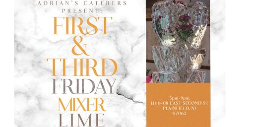 1st & 3rd After Work Mixer Lime