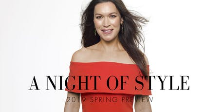 Sarah Lloyd - A Night of Style VIP Ticket tickets