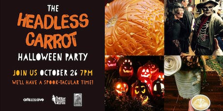 Headless Carrot Halloween Party tickets