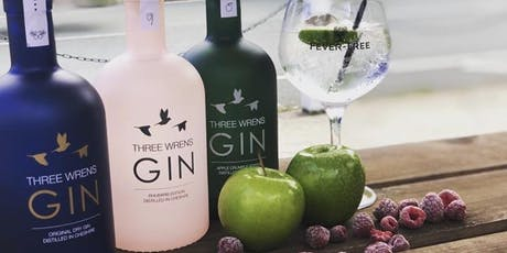 Copy of Distillery Tour with Gin & Cocktail Masterclass tickets