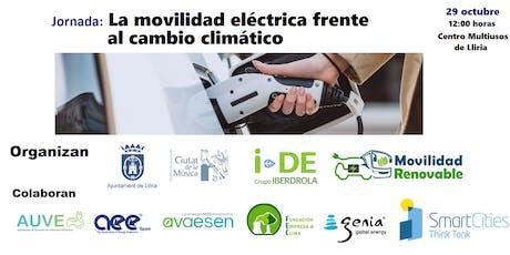 La movilidad eléctrica frente al cambio climático entradas
