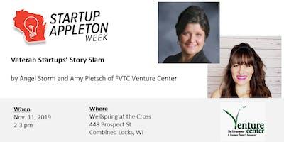 Veteran Startups' Story Slam