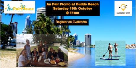 Au Pair Picnic @Budds Beach tickets