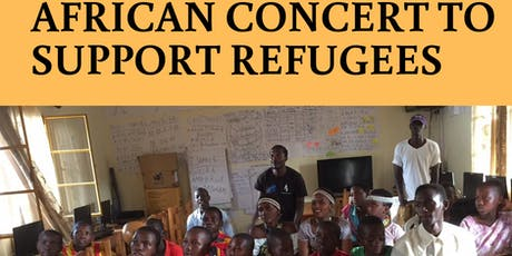 Burundi African Music and Supporting Refugees tickets