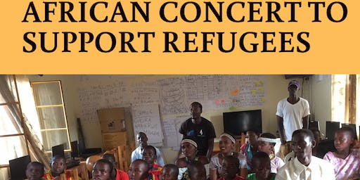 Burundi African Music and Supporting Refugees