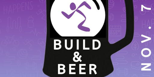 Ladies Build And Beer Night!