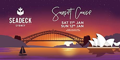 Seadeck Sunset Cruise - Sat 11 Jan tickets