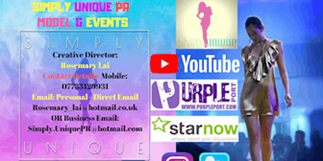 Simply Unique PR - 5 Year Anniversary Rebranding Party & Networking Event tickets