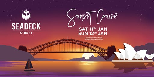 Seadeck Sunset Cruise Sun 12 Jan