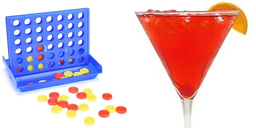 Connect Four & Cocktails - $1500 Worth of Prizes!