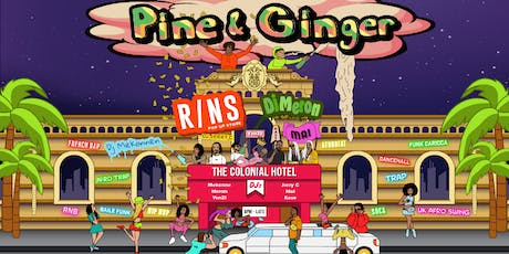 Pine & Ginger X R/NS 03.11.19 tickets