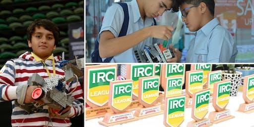 IRC Gurugram Qualifier for School League: Season 10 (Robotics Competition)