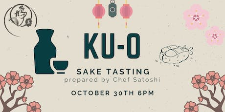 Sake Tasting at Ku-O Gabba tickets