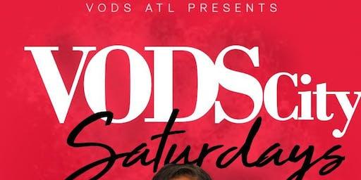 Atlanta's #1 International Party VODS City Saturdays