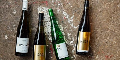 Mac Forbes  New Release Tasting - 2019 Rieslings ! tickets