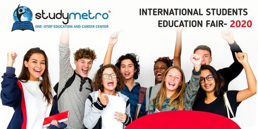 International Students Education Fair - April 2020 Bangalore