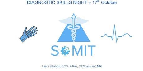 SoMIT Diagnostic Skills Night tickets