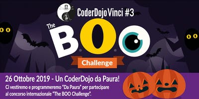 CoderDojo Vinci #3 - The BOO Challenge