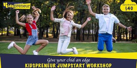 Kidspreneur Jumpstart Workshop tickets