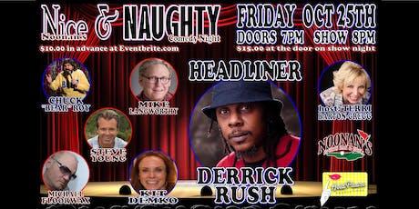 Noonans Nice & Naughty Comedy Night tickets