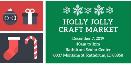 Holly Jolly Craft Market tickets