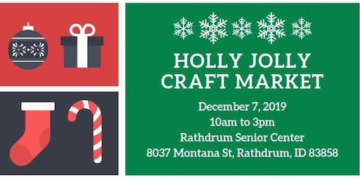 Holly Jolly Craft Market