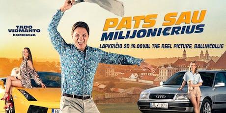 """Filmas """"Pats sau milijonierius"""" Cork tickets"""