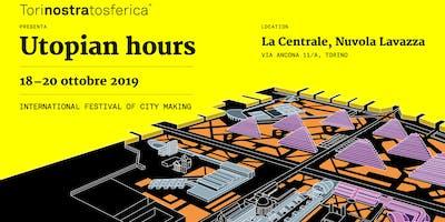Registrazione crediti  CFP per il festival Utopian Hours