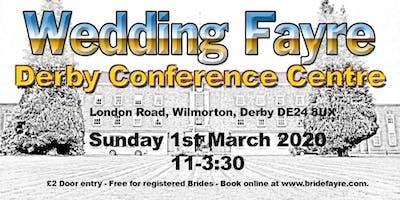 Derby Conference Centre Wedding Fayre