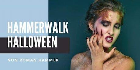 hammerWALK - Halloween 2019 Tickets