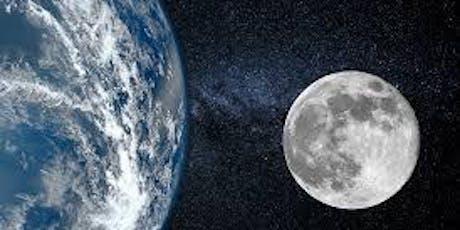 Full moon gong bath tickets
